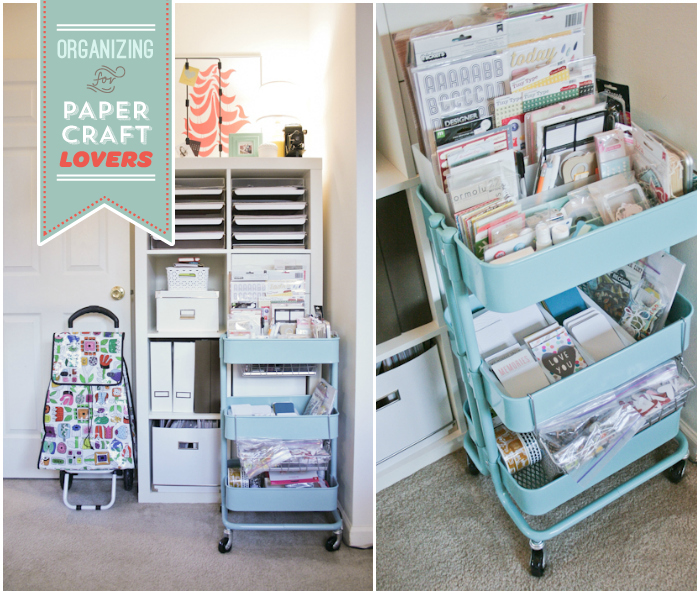 All About The Furniture Ikea Raskog Cart Craft Storage Ideas