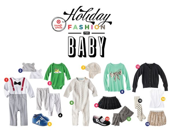 Holiday Fashion For Baby Photo Shoot Target Inner